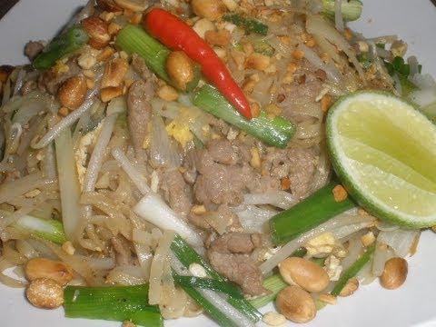 How to make Patai (South East Asia Food)