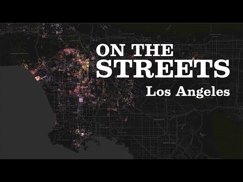 ON THE STREETS -- a feature documentary on homelessness in L