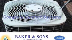Baker & Sons Air Conditioning - Sarasota, FL