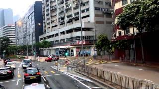 hong kong bus kmb volvo b9tl a c 12m euro iii with wright body mm4077 32蔬菜統營處 長沙灣