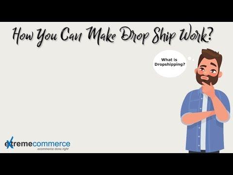 How You Can Make Drop Ship Work? [URDU]