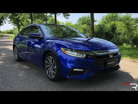 2019 Honda Insight Touring – 55 MPG Never Looked So Good