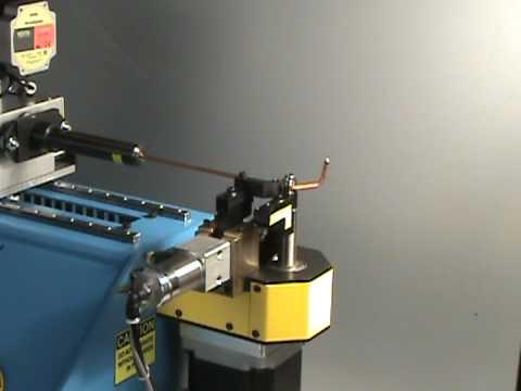 Coax Bender Semi Rigid Cable Winton Machine Company