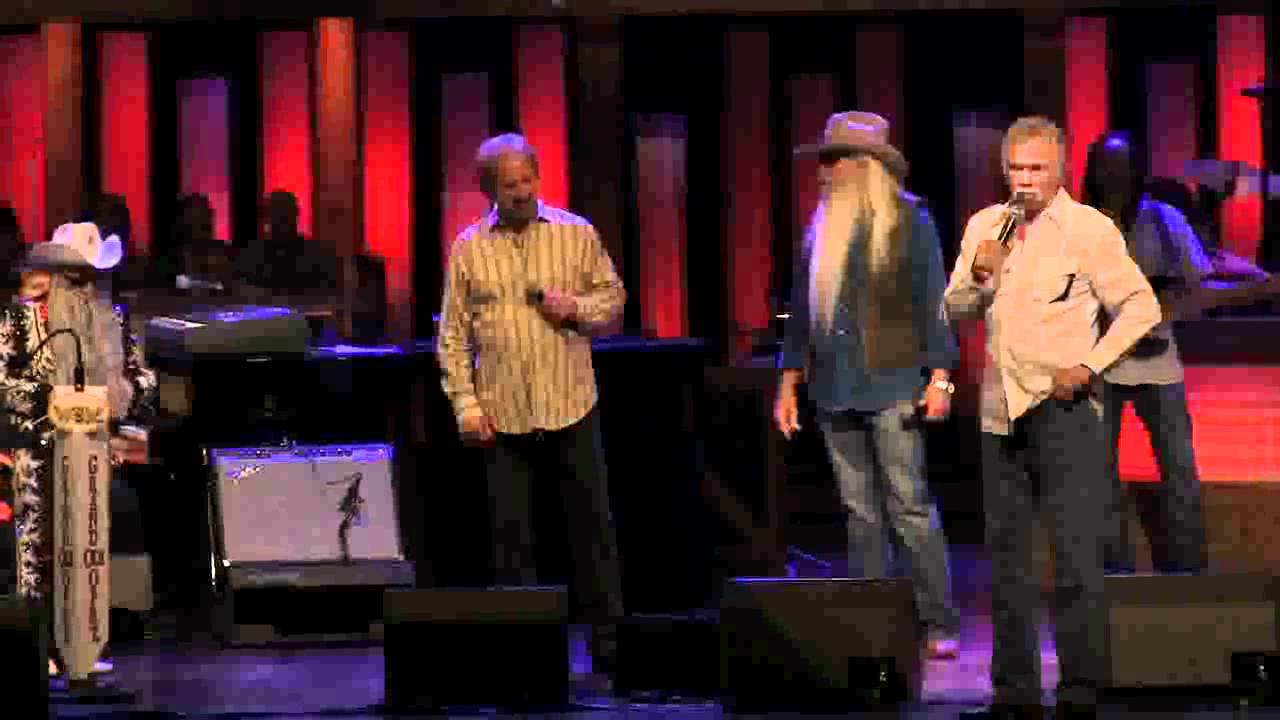Oak Ridge Boys Invited To Join Grand Ole Opry Youtube