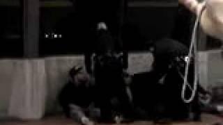 BART Police shooting of Oscar Grant