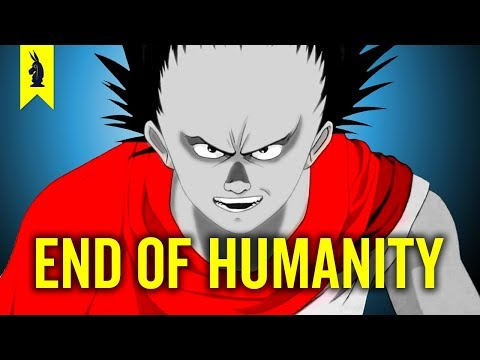 How Humanity Ends (Akira, Videodrome, Tetsuo: The Iron Man) – Wisecrack Edition