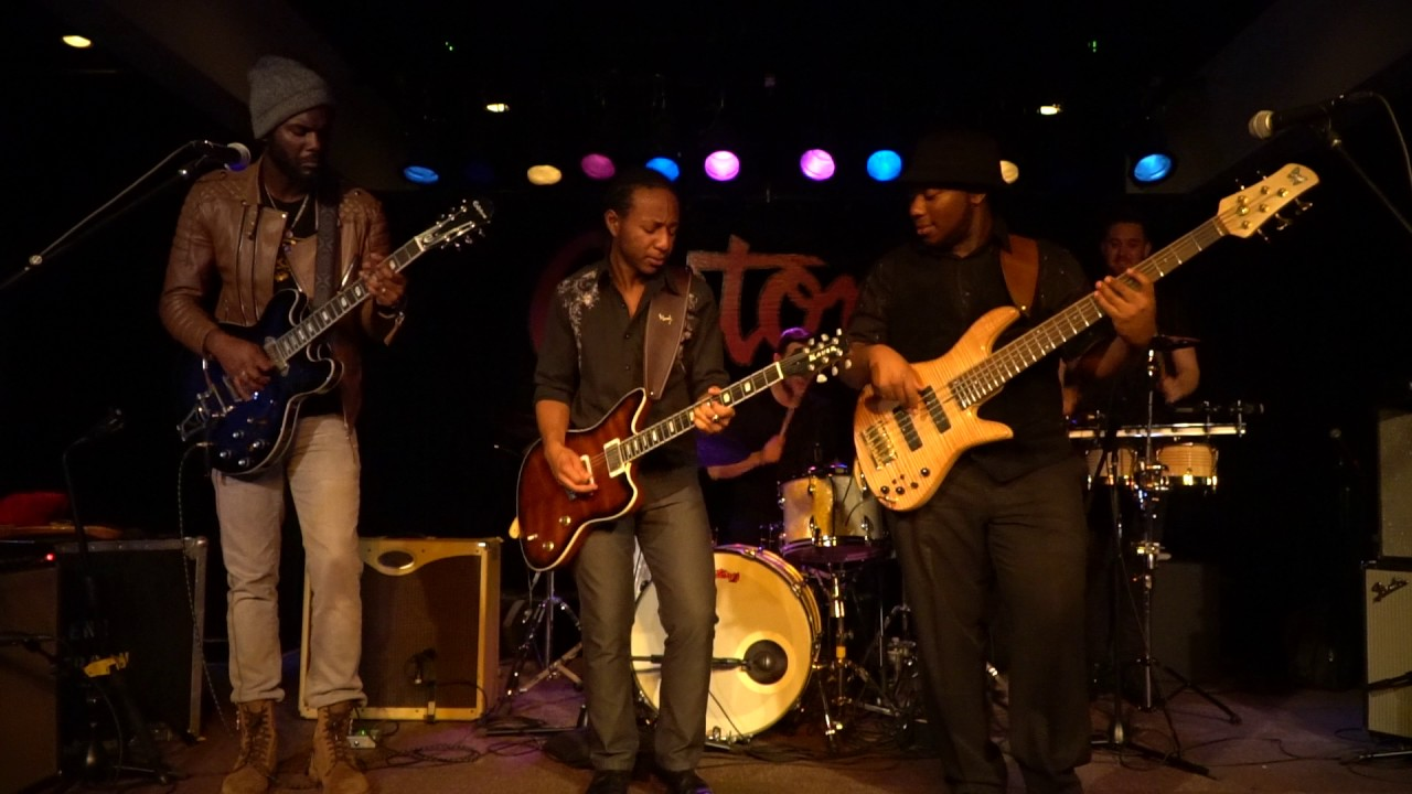The Peterson Brothers Band with Gary Clark, Jr