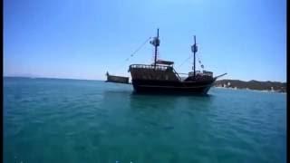 3 BAY & BBQ MARIA MAGDALINI Kardamena Boat Trips