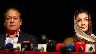Pakistani opposition leader Maryam Nawaz arrested