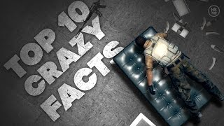 TOP 10 CRAZY FACTS ★ CS:GO