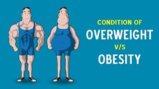 Differences Between Being Overweight And Obese What Is The Difference Full Figured Overfat