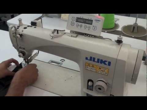 Juki Automatic Single Needle DDL-9000B Direct Drive