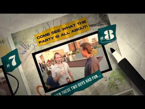 Sidewalk Film Festival 2011 Commercial