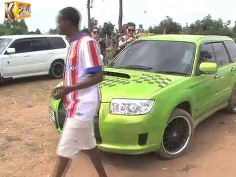 Meet Kenyan Car Racers Who Love And Live Their Craft Youtube