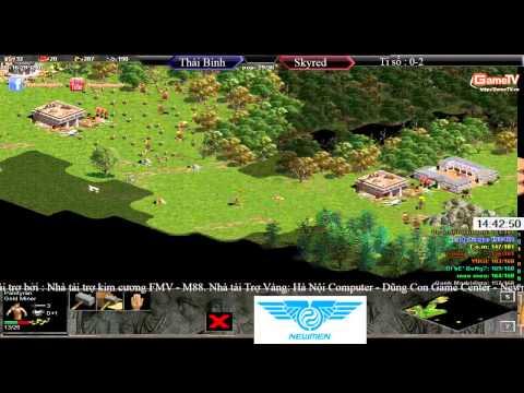 Bé Yêu   Thái Bình vs Skyred 18 4  T3