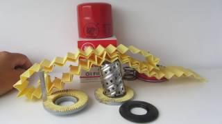 Масляный фильтр Redskin C-110