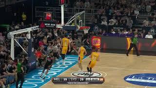 DJ Kennedy Posts 24 points & 10 rebounds vs. Sydney Kings