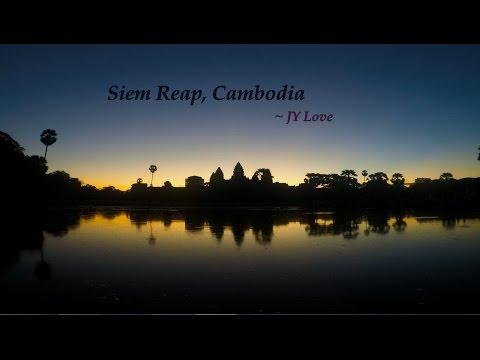 [GoPro] Travel to Siem Reap, Cambodia ~ JY Love
