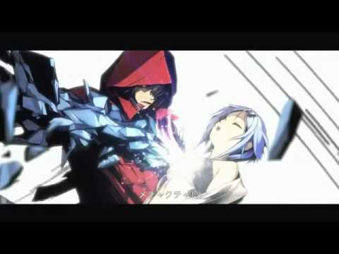 Guilty Crown Lost Christmas Ova 2012 Trailer - YouTube