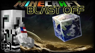 Hardcore Modded Minecraft | FTB: Blast Off | #1 COLD INSANITY