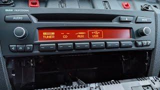BMW professional radio Bluetooth install