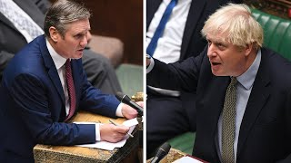 video: Politics latest news: Boris Johnson  facing claims that he is trying to 'divide and rule' - watch PMQs live