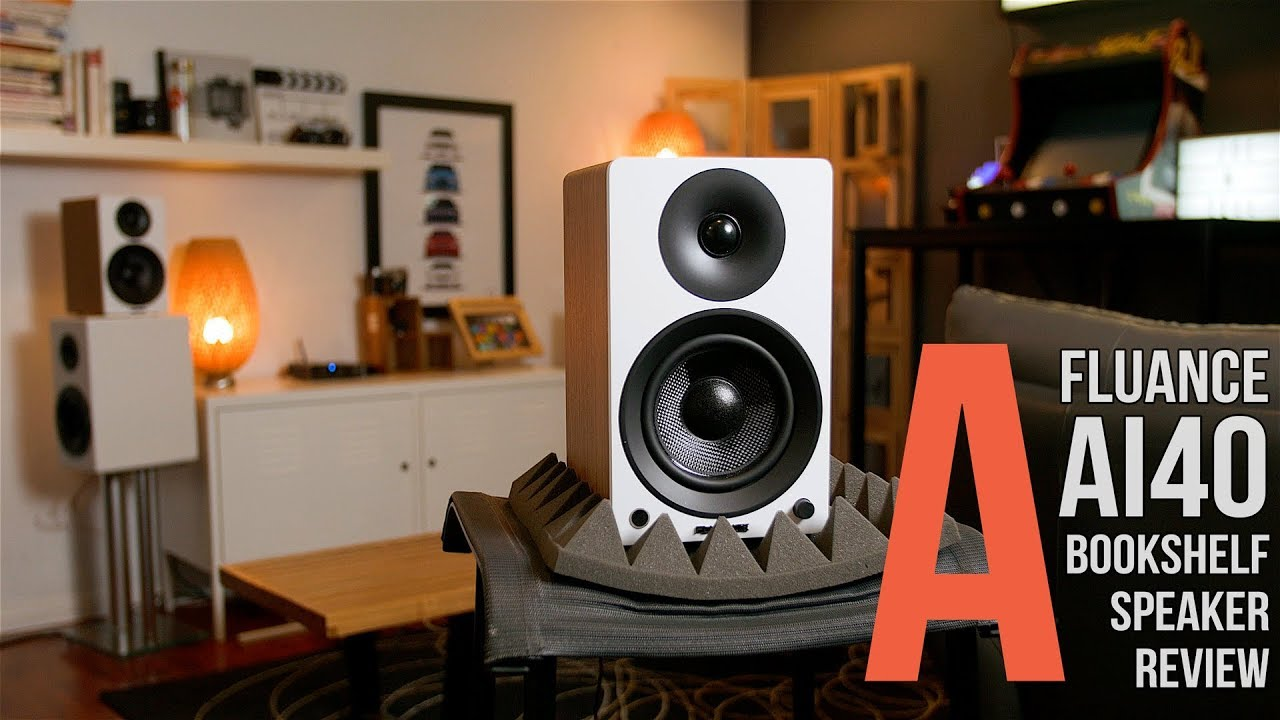 Fluance Ai40 Speaker Review
