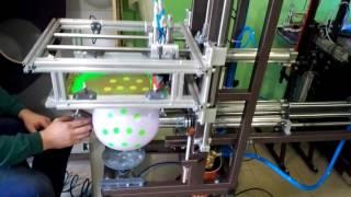 Печать на шарах флуоресцентной краской(, 2016-11-18T08:22:02.000Z)