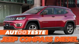 AUTOO Avalia O Jeep Compass Longitude 2.0 Diesel