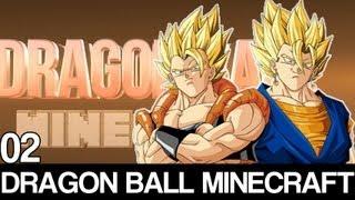 【Dragon Ball Minecraft】 - ตอนที่ 2 - ลูกแก้วลูกที่ 1
