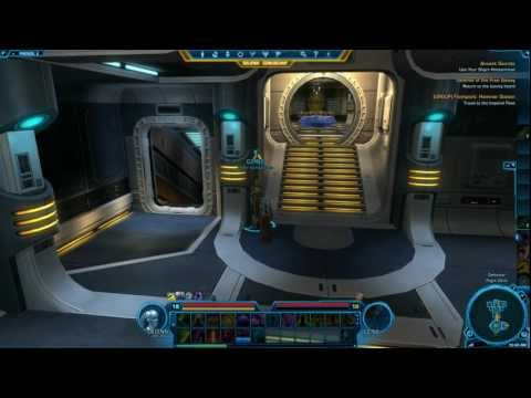 SWTOR Starships | Defender – Jedi Consular/Jedi Knight | Acquisition, Tour & Space Combat