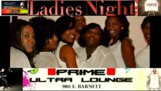 Ladies Night Prime Ultra Lounge DJ CoolBreeze