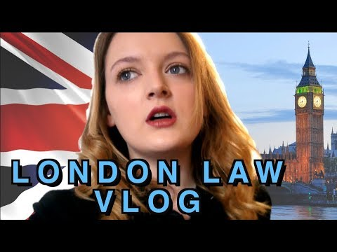 London Law Vlog: Working for Slaughter & May #006