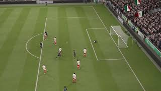 FIFA 19 goal of the week (Sending this to EA SPORTS)