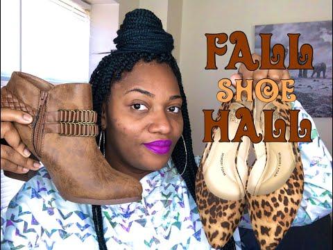 My Fall Shoe Hall (Boots/Flats) + Just Fab, Walmart, BearPaw