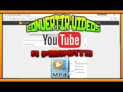 【Tutorial】Como convertir videos de youtube a formato mp4