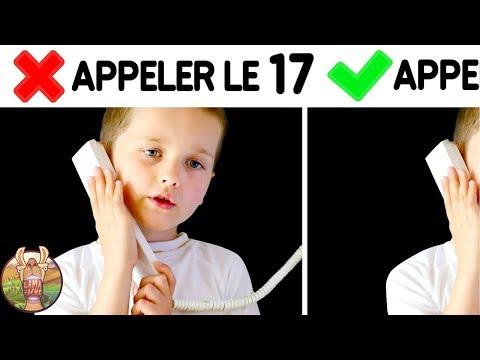 20 QUESTIONS QUI PEUVENT SAUVER LA VIE DE VOTRE ENFANT | Lama Faché