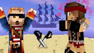 PLUNDER & BOOTY! - Minecraft: A PIRATES LIFE! #3 (Pirates of the Caribbean Minecraft Roleplay)