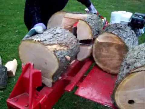 Split-Fire 290 4 way log splitter
