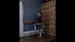 Standing Core Exercise for Stability and Strength