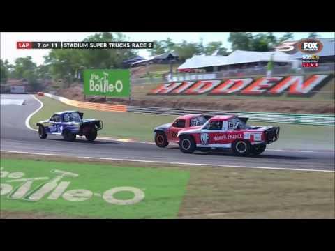 STADIUM SUPER TRUCKS - RACE 2 HIDDEN VALLEY 2017