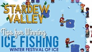 Tips for Winning the Stardew Valley Ice Fishing Competition