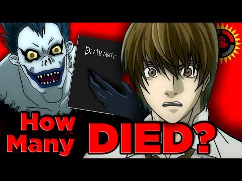 Thumbnail: Film Theory: DEATH NOTE–How Deadly Was it?