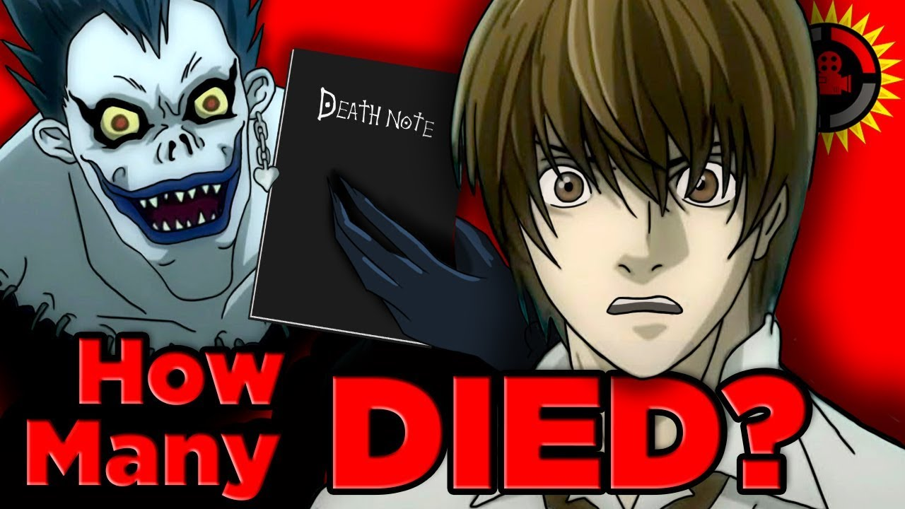 Film Theory: DEATH NOTE–How Deadly Was it? - YouTube