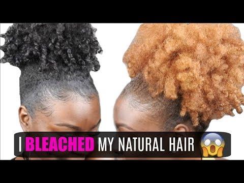 Natural Hair UPDATE | Yea so umm.....