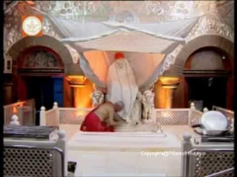 Shirdi Sai Baba Morning Kakad Aarti Part 1 of 4