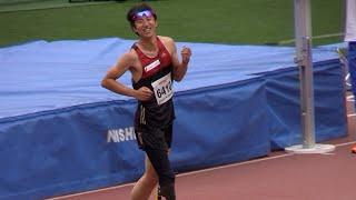 男子走高跳 鈴木徹・成田緑夢 T44/T47/T64:第30回日本パラ陸上競技 選手権大会