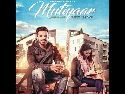 Mutiayar happy raikoti Parmesh Varma full video song