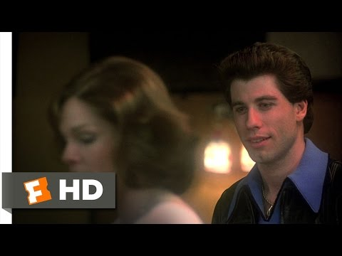 Saturday Night Fever 39 Movie   Rejected By Stephanie 1977 HD
