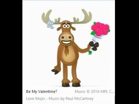 Skype Be My Valentines! Emoji 5 mins